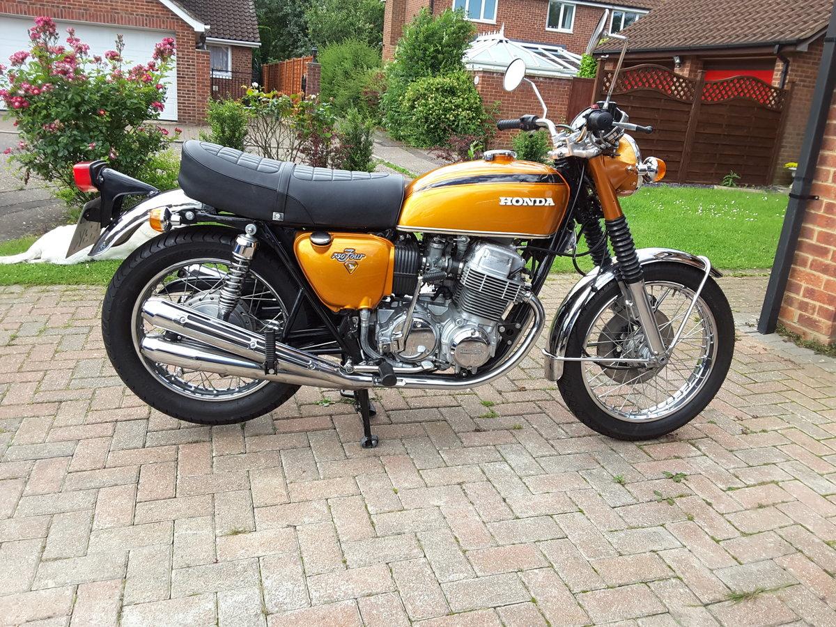 1972 Vintage Honda CB750 K1 For Sale (picture 2 of 6)