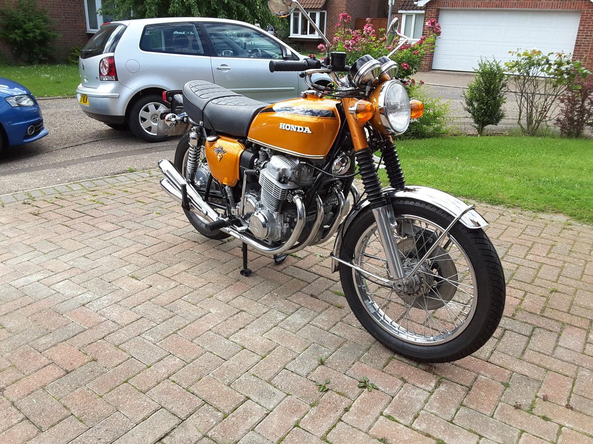 1972 Vintage Honda CB750 K1 For Sale (picture 3 of 6)