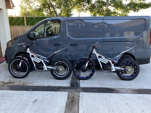 E-BIKE EMOTION PURE RACE ELECTRIC TRIALS ROAD REGD INC VAT!