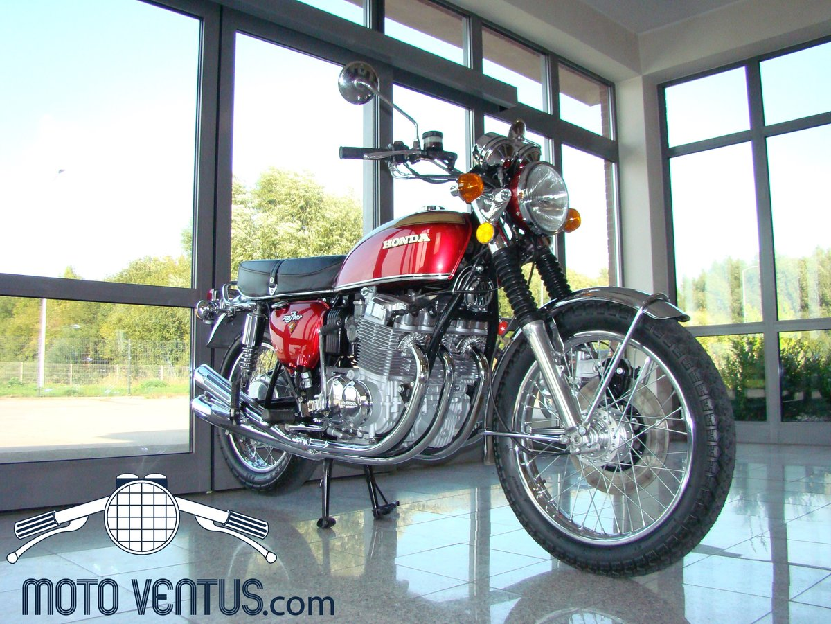 1972 Honda CB750 Four K2 VIDEO ! For Sale (picture 1 of 6)