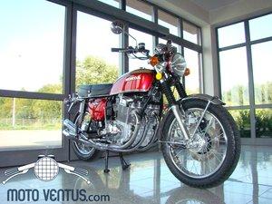 Honda CB750 Four K2 VIDEO !