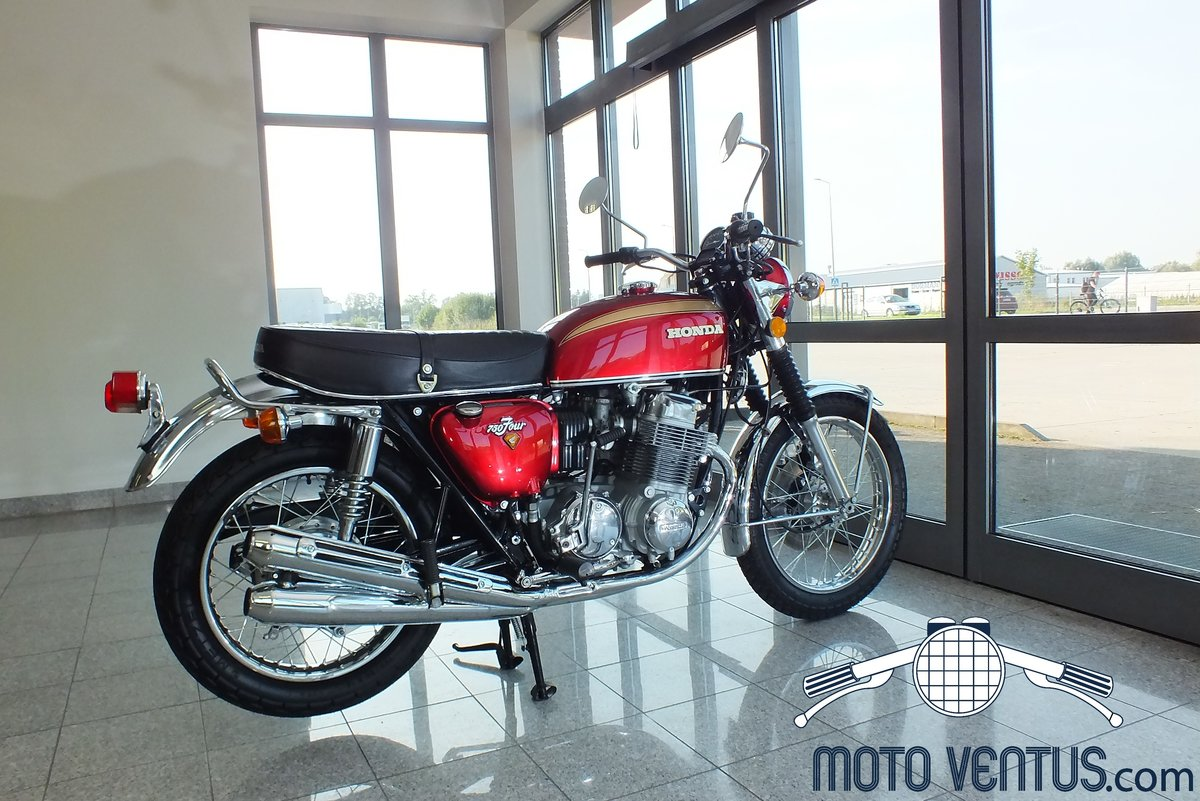 1972 Honda CB750 Four K2 VIDEO ! For Sale (picture 2 of 6)