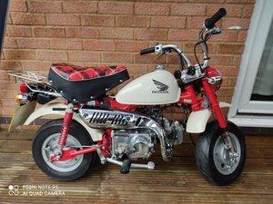 Honda Z50J6 Classic Monkey Bik