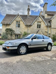 Picture of 1988 CRX Rare, fast and original
