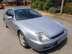 1997 Honda Prelude 2.2 VTi