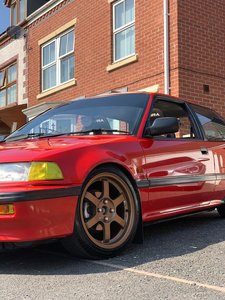 Picture of 1990 Honda Civic EF 1.4 GL Manual Swap For Sale