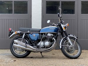 1975 Honda CB 750 K2 UK Motorcycle