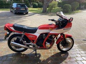 Honda CB900 F2 Eye catching rideable classic