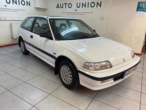 1991 HONDA CIVIC GL For Sale