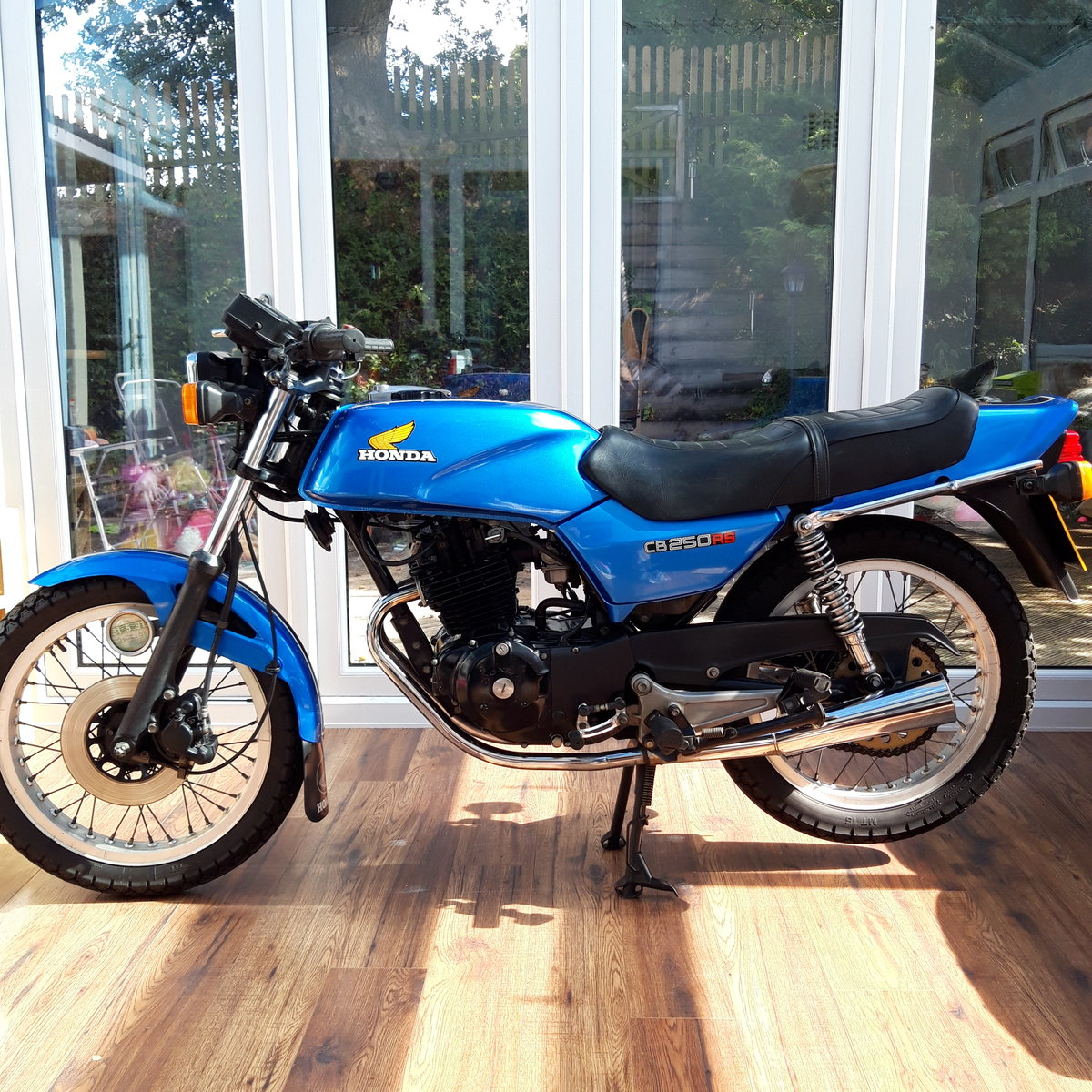 1981 Honda CB250 RS SOLD (picture 3 of 6)
