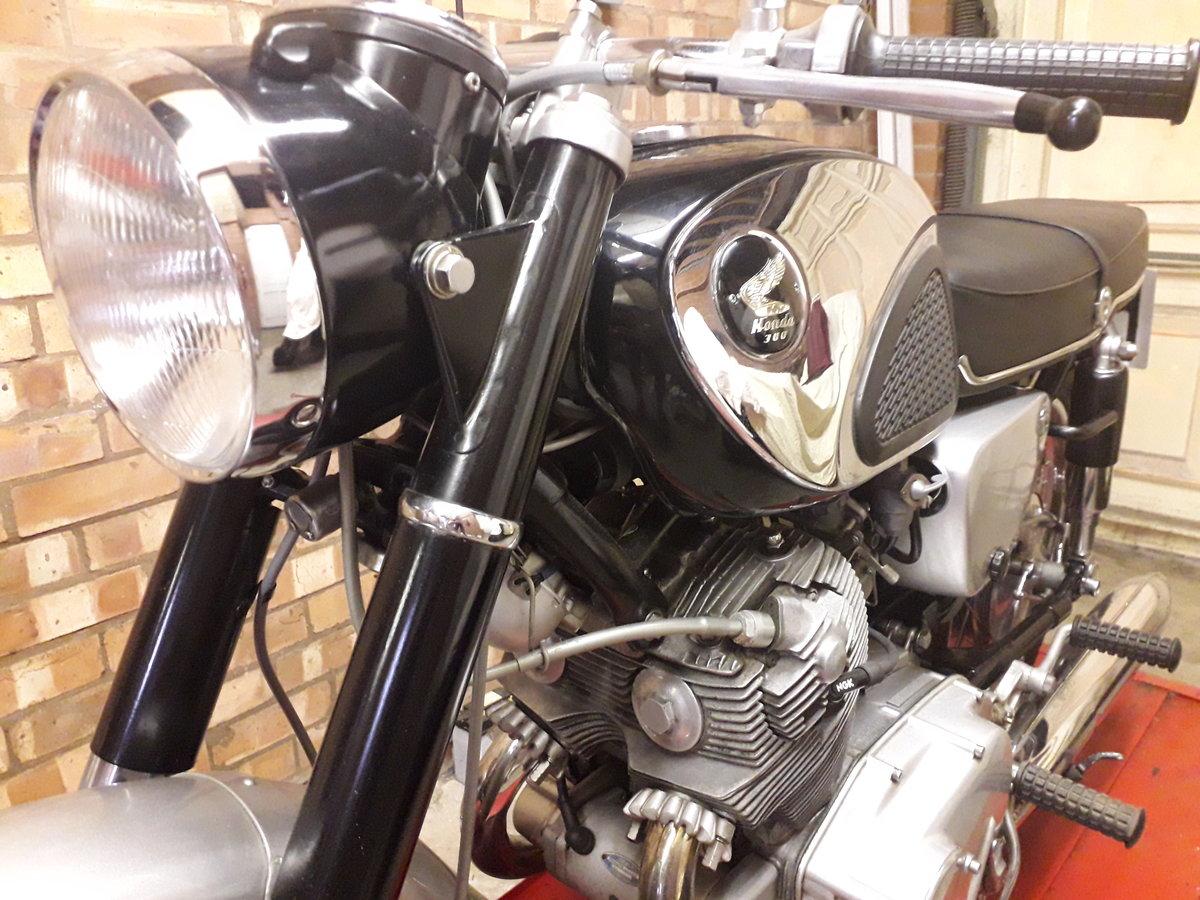 1962 Honda Cb77 super hawk For Sale (picture 5 of 6)