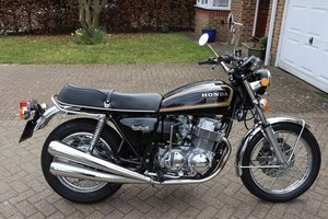1977 CB750K7 Worlds first Superbike