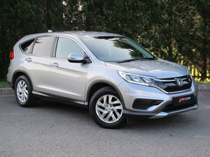 Honda CR-V S Navi 1.6 I-DTEC Manual