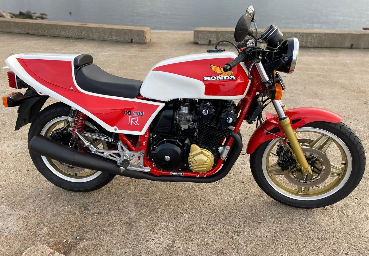 1981 Honda CB1100R  For Sale (picture 2 of 6)