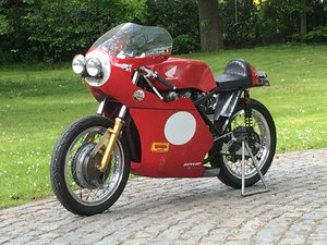 Picture of 1972 HONDA DRIXTION 500 DOHC  road registered For Sale