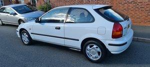 1997 Honda civic 1.4 ek