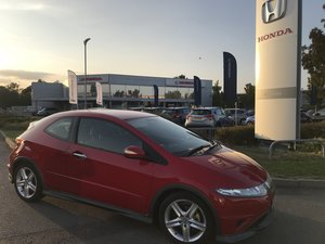 Honda Civic Type-S 1.8 Vtec 6spd 3 door