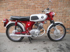 Picture of A 1970 Honda SS 125 A - 11/11/2020 SOLD by Auction