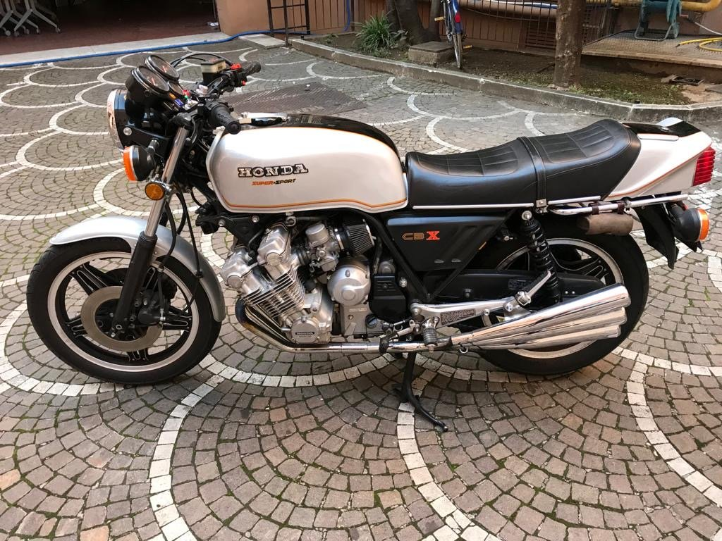 1980 Honda CBX1000 pipe master exh 6in6 For Sale (picture 1 of 6)