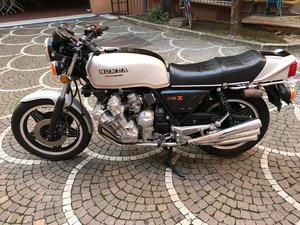Honda CBX1000 pipe master exh 6in6