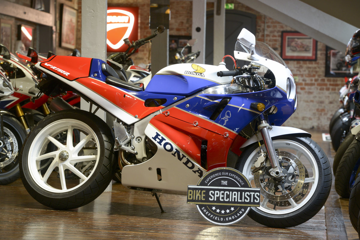 1989 Honda VFR-K RC30 Superb Example For Sale (picture 1 of 6)