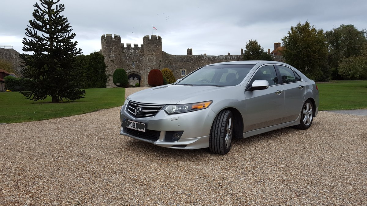 2008 Honda Accord 2.2 i-DTEC EX GT 4dr Saloon Diesel For Sale (picture 1 of 6)