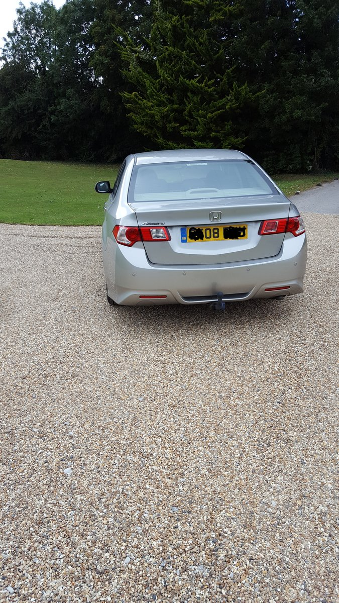 2008 Honda Accord 2.2 i-DTEC EX GT 4dr Saloon Diesel For Sale (picture 2 of 6)