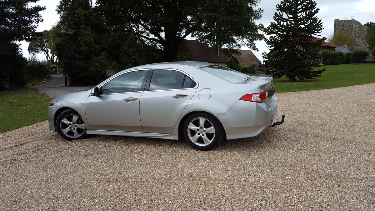2008 Honda Accord 2.2 i-DTEC EX GT 4dr Saloon Diesel For Sale (picture 3 of 6)