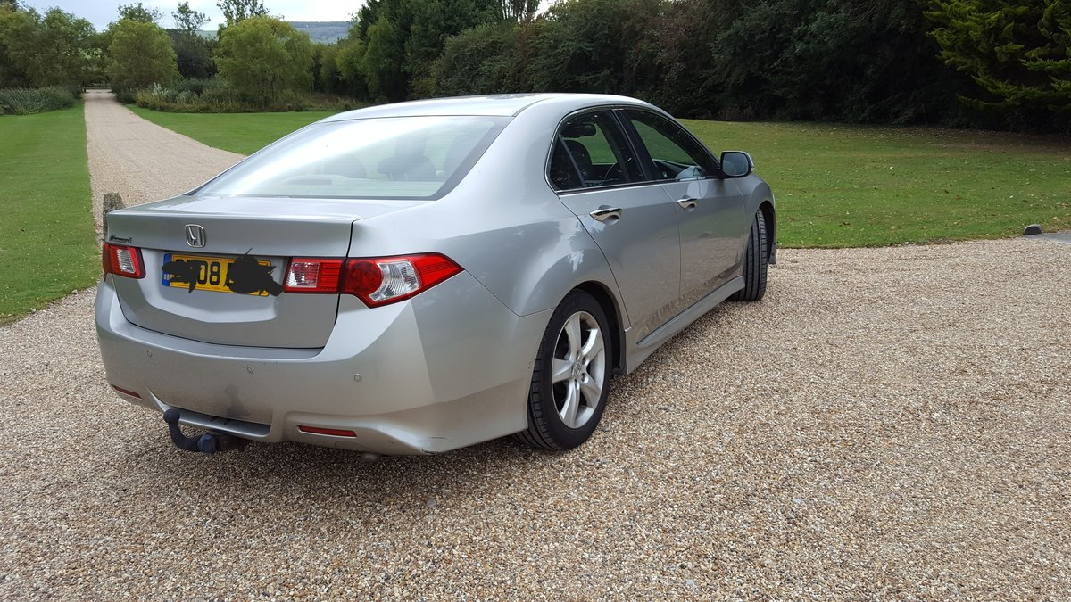 2008 Honda Accord 2.2 i-DTEC EX GT 4dr Saloon Diesel For Sale (picture 4 of 6)