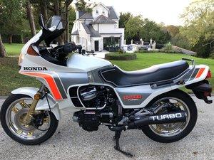 Picture of 1981 CX500 Turbo , low mileage , immaculate SOLD