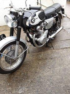 Honda cb450ko
