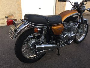 Picture of 1971 KO, CB 500 Four