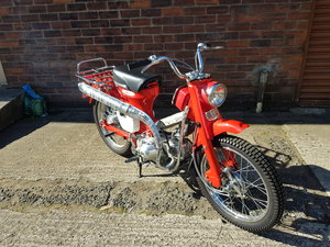 Picture of 1966 Honda CT90 For Sale