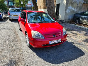 Honda Civic 1.6 Sport Automatic FSH