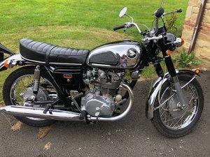 1969 Honda CB450 K1