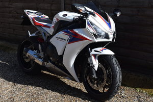 Picture of Honda CBR1000RR-C Fireblade 20th Anniversary, 2012 12 Reg SOLD
