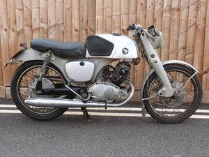 1961 Honda CB92 125cc