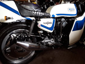 Honda Britain CB750f2 SOHC Seeley