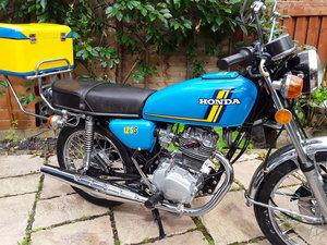 Honda CB125S (J)