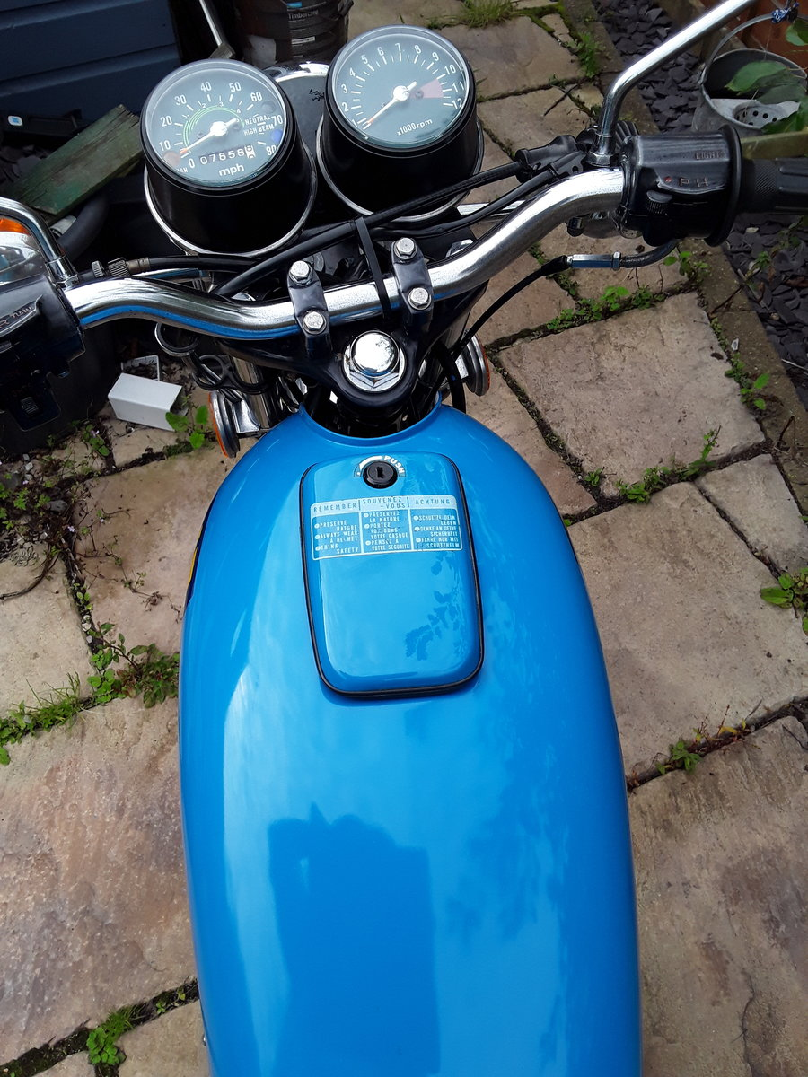 1976 Honda CB125S (J) For Sale (picture 5 of 5)