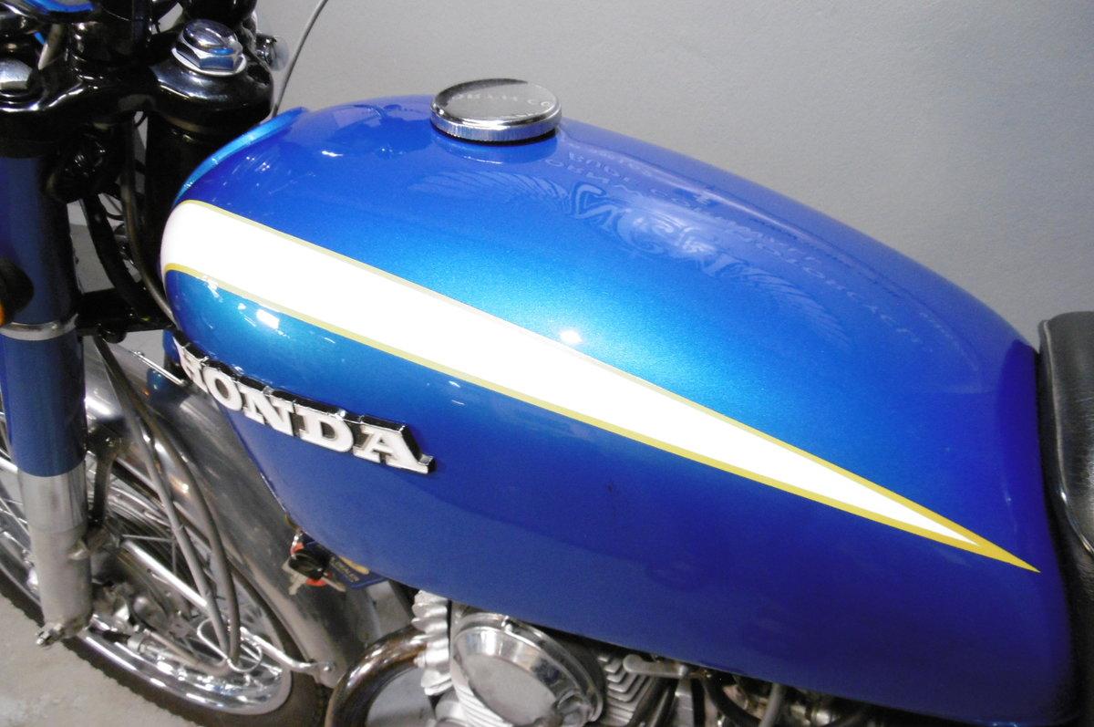 Honda CB125 1973 . Full restoration all correct For Sale (picture 4 of 6)