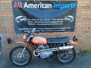 Picture of HONDA CL175 MOTORBIKE(1969)ORIGINAL MET ORANGE! 7K  For Sale