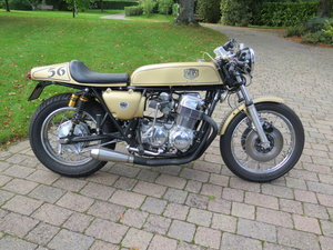Picture of Lot 106 - A 1978 Honda CB 750 Cafe Racer - 28/10/2020 SOLD by Auction