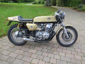 Lot 106 - A 1978 Honda CB 750 Cafe Racer - 28/10/2020