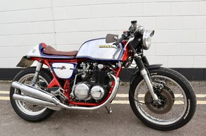 1974 Honda Cb500 Four Cafe Racer