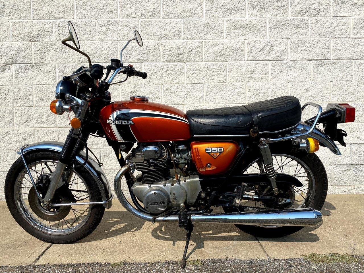 1973 Honda CB350 For Sale (picture 1 of 6)
