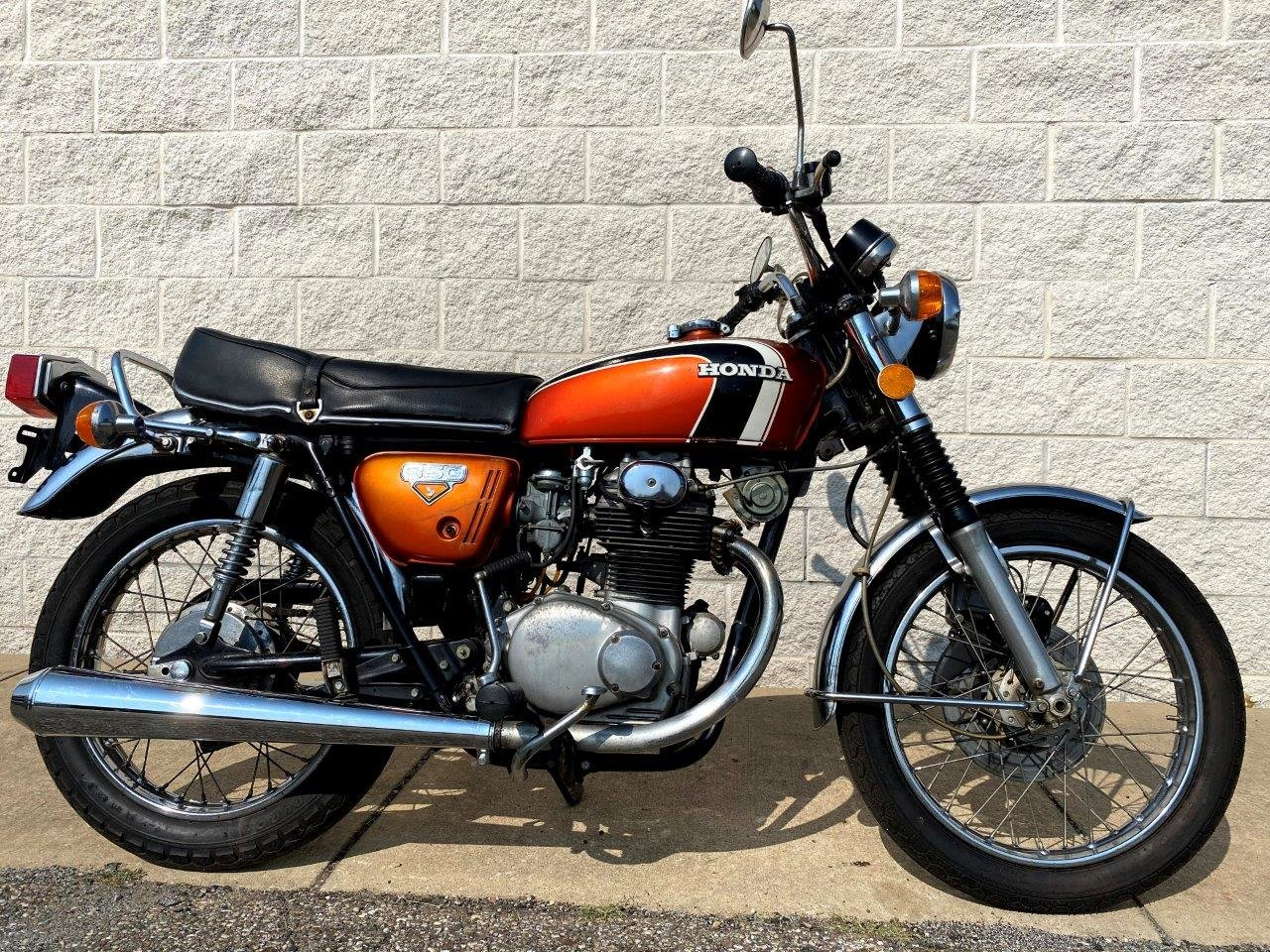 1973 Honda CB350 For Sale (picture 2 of 6)