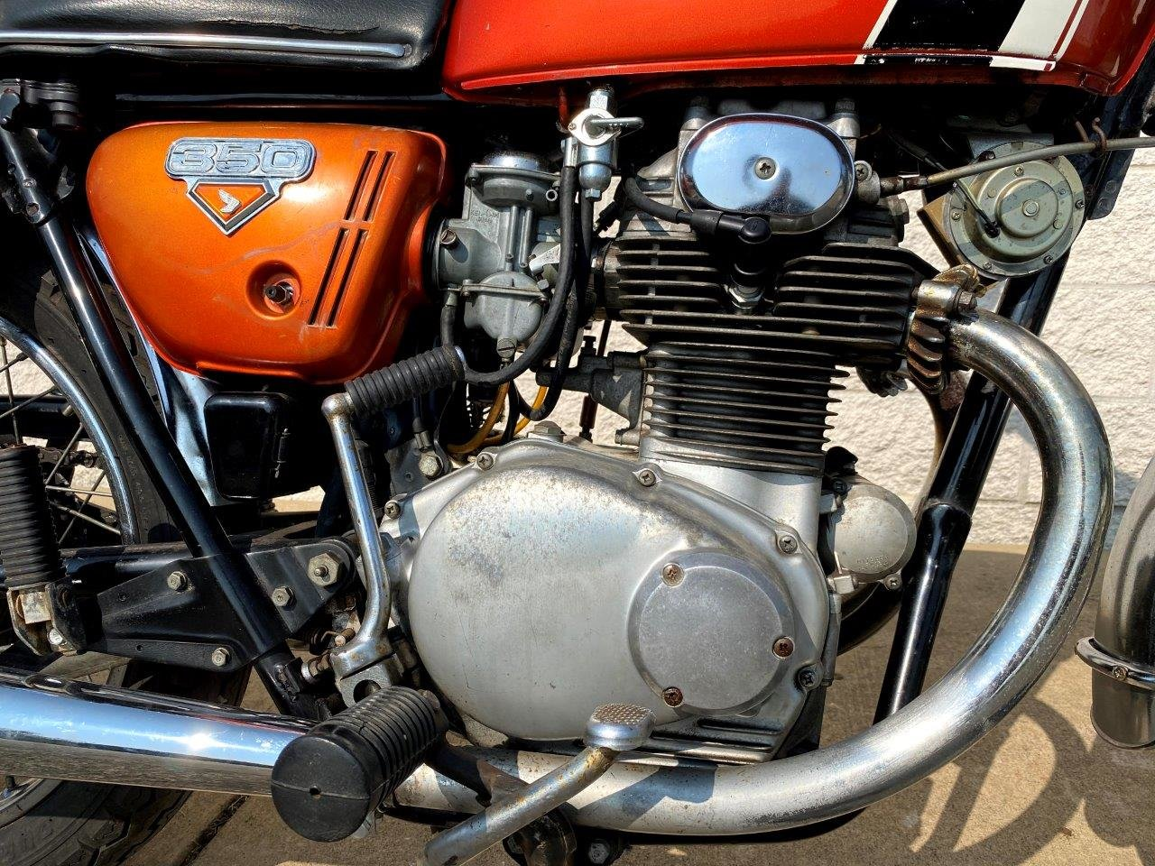 1973 Honda CB350 For Sale (picture 3 of 6)