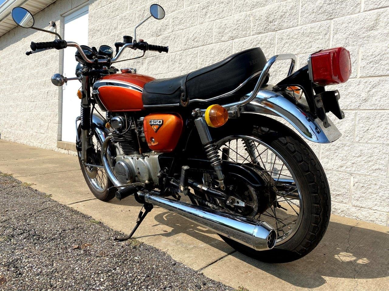 1973 Honda CB350 For Sale (picture 5 of 6)