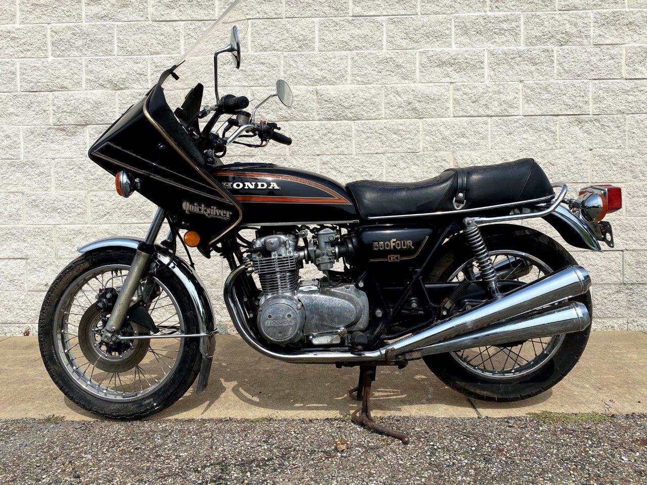 1978 Honda CB550K3 For Sale (picture 1 of 6)